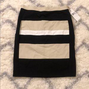 DKNY High Rise Pencil Skirt